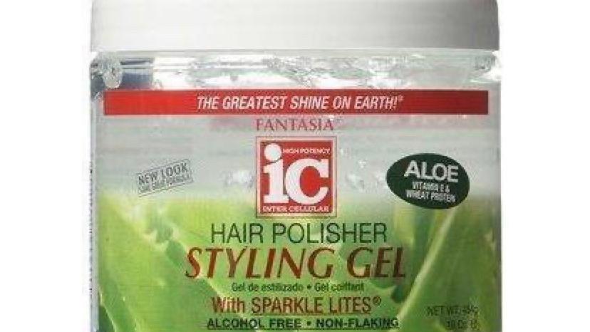Fantasia IC Hair Polisher Styling Gel 20 Oz
