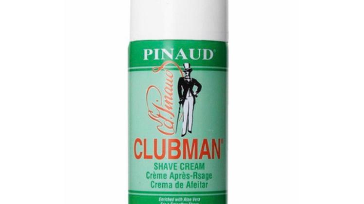 Clubman Pinaud Shave Cream 12 oz