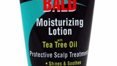 High Time Dare To Be Bald Moisturizing Lotion with Tea Tree Oil 4.75 oz