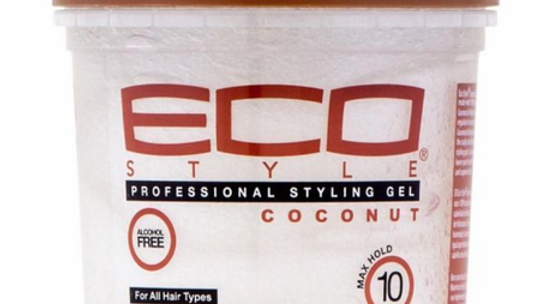 Eco Style Coconut Styling Gel 16 oz