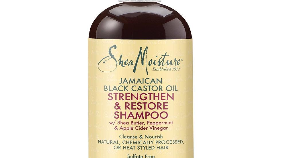 Jamaican Black Castor Oil Strengthen & Restore Shampoo 13 fl oz