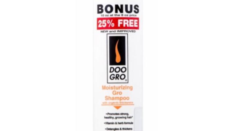 Doo Gro Moisturizing Shampoo 8 oz