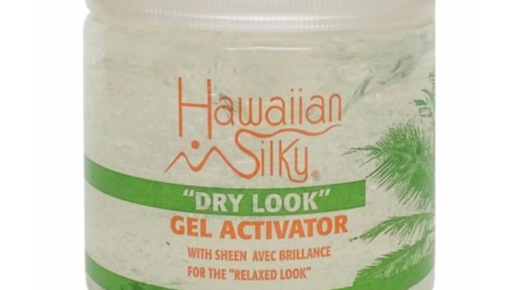 Hawaiian Silky Dry Look Gel Activator 16oz