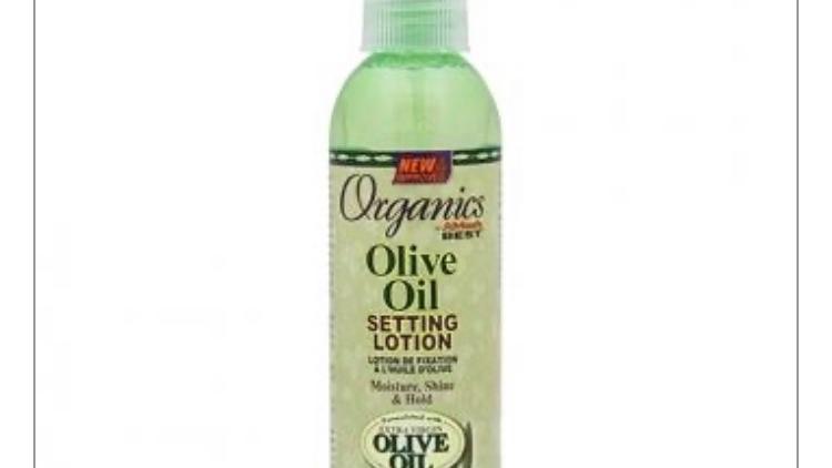 Africa's Best Organics Olive Oil Setting Lotion 6oz
