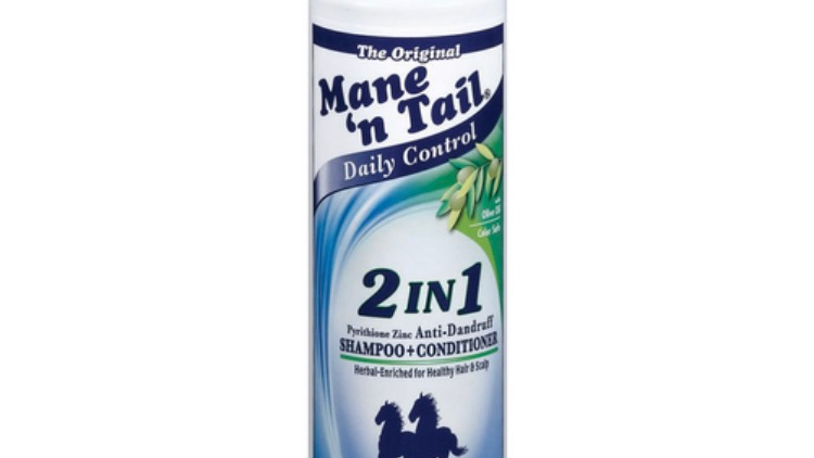 Mane n Tail 2 in 1 Anti Dandruff Shampoo & Conditioner 12 oz