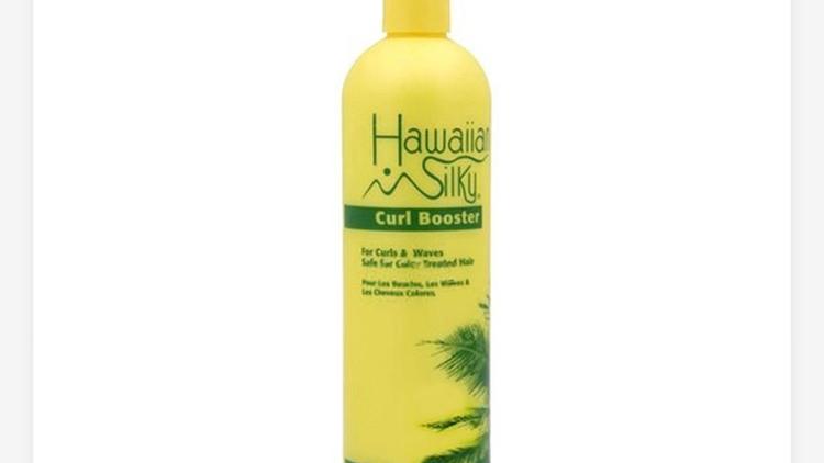 Hawaiian Silky Curl Booster 16 oz