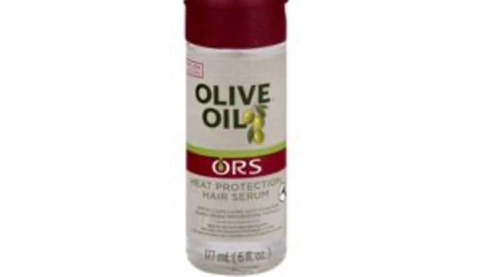 ORS Olive Oil Heat Protection Serum, 6 fl oz
