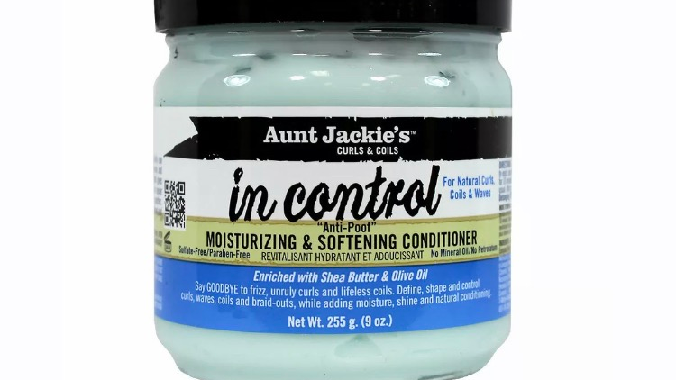 Aunt Jackie's In Control Moisturizing & Softening Hair Conditioner 15oz