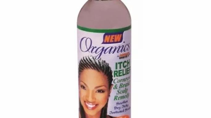 Africa`s Best Organics Itch Relief COnrow & Braid Scalp Remedy 6oz