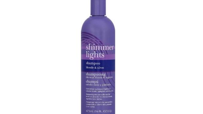 Clairol Professional Shimmer Lights Blonde and Silver Shampoo - 16 fl oz bottle
