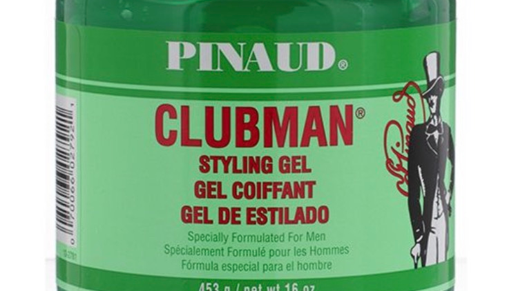 Clubman Styling Gel, Jar 16 oz