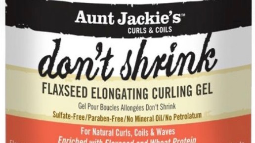 Aunt Jackie's Flaxseed Don't Shrink Curling Gel - 15oz