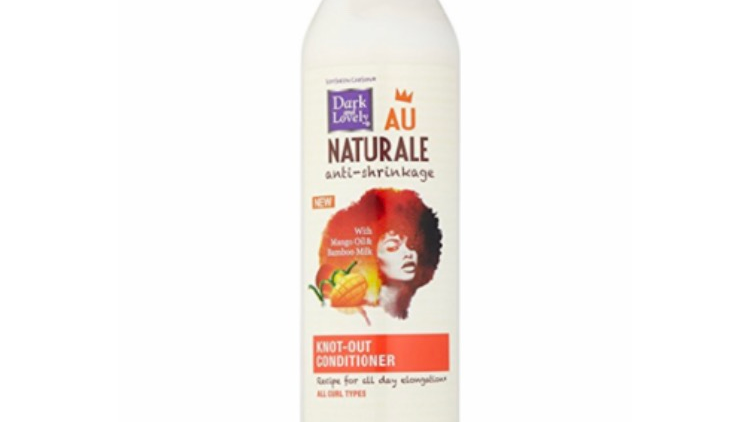 Dark and Lovely Au Naturale Conditioner Knot-Out - 13.5 oz