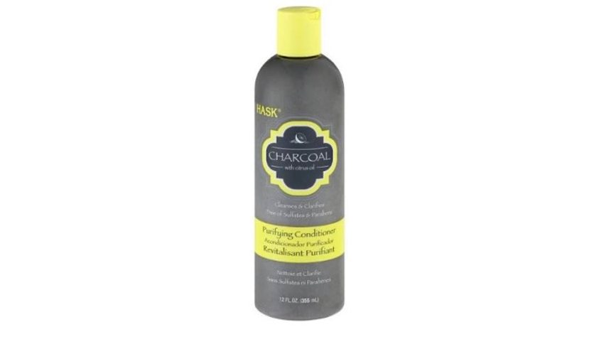 Hask Conditioner, Purifying, Charcoal with Citrus Oil - 12 fl oz