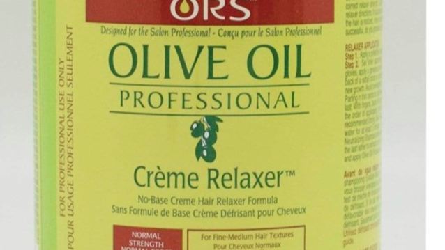 Ors olive oil professional cream relaxer