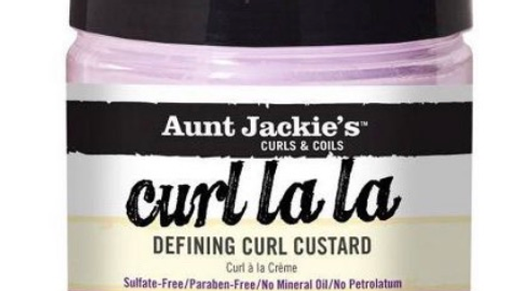Aunt Jackie's Curl La La Defining Curl Custard - 15oz
