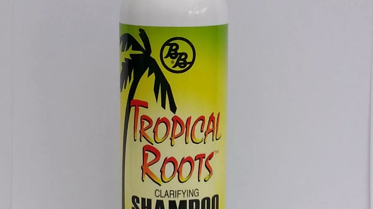 Bronner Brothers Tropical Roots Clarifying Shampoo - 8oz