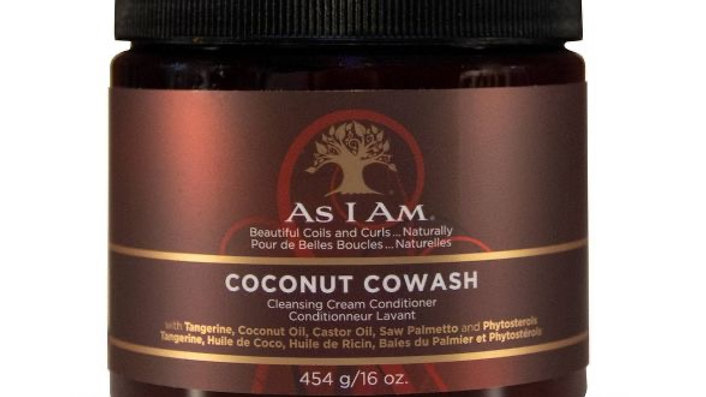 As I Am Coconut Cleansing Conditioner, 8oz