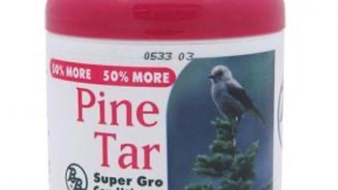BB Pine Tar Super Gro Conditioner 6oz
