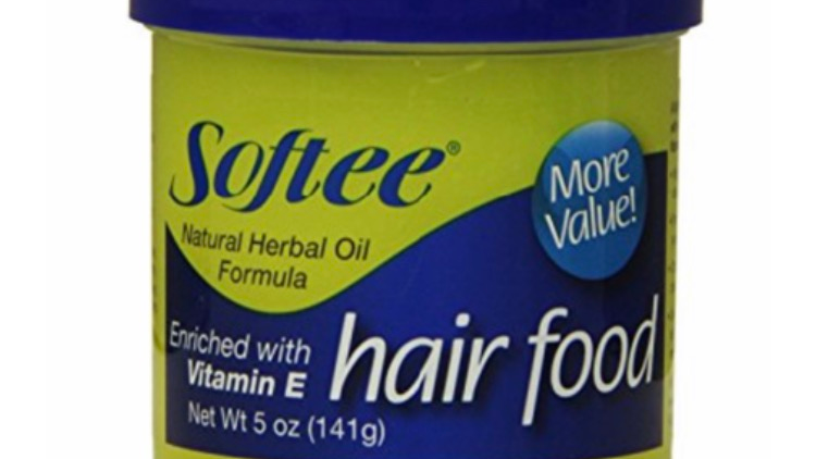 Softee Hair Food Enriched With Vitamin E 3 oz