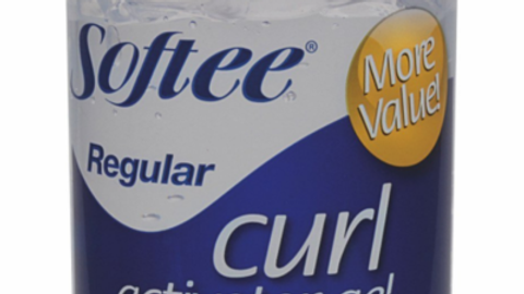 Softee Curl Activator Gel Regular 8 oz