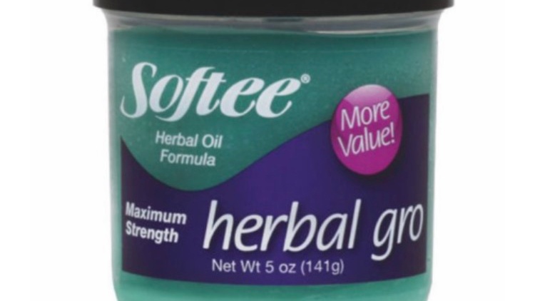 Softee Herbal Gro Maximum Strength 5 oz