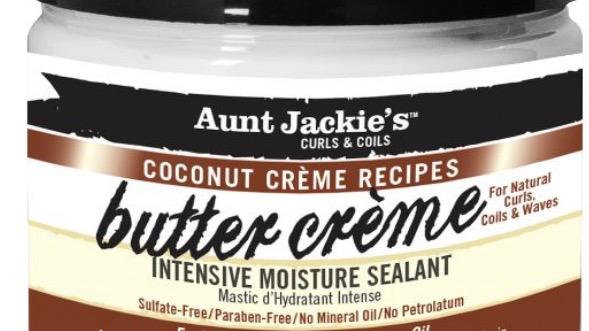 Aunt Jackie's Coconut Butter Creme Intensive Moisture Sealant - 7.5oz