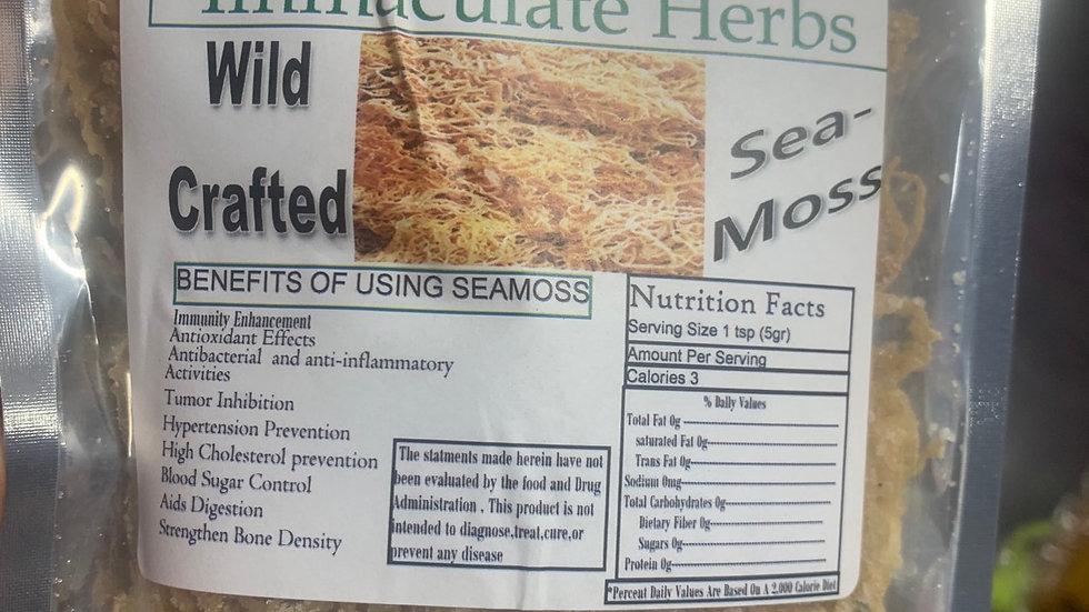 Sea moss 1/2 pound