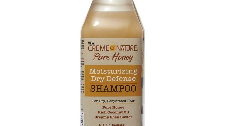 Cream of Nature pure honey Shampoo