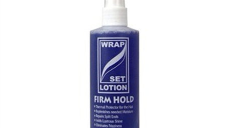 African Essence Wrap Set Firm Hold Lotion - 4oz