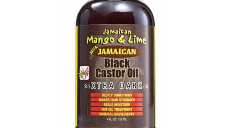 Jamaican Mango & Lime Black Castor Oil Xtra Dark 4oz