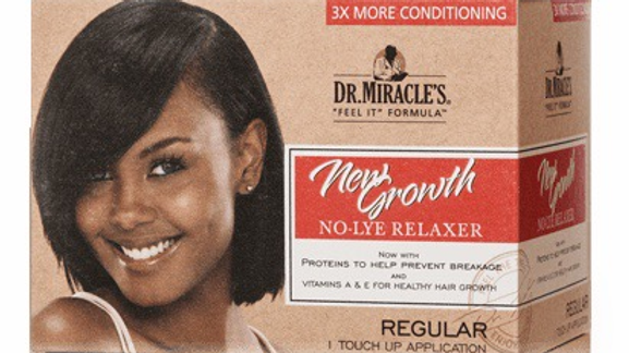Dr. Miracle's New Growth No-Lye Relaxer Regular