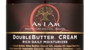 As I Am DoubleButter Cream Rich Daily Moisturizer, 4oz