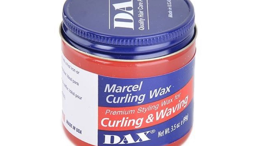 Dax Marcel Premium Styling Curling & Waving Wax 3.5 OZ