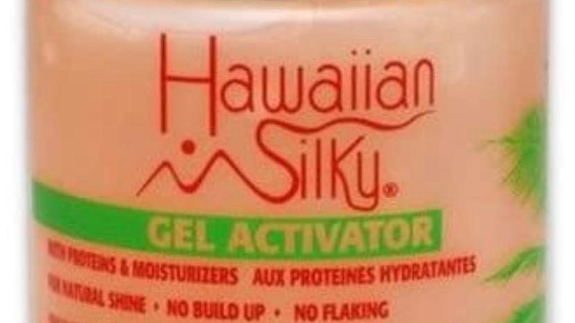 Hawaiian Silky Hawaiian silky gel activator 8 ounce, Pink