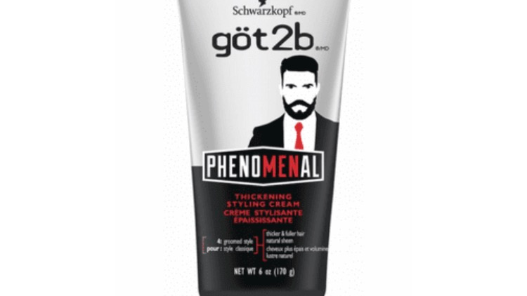 Got 2b Phenomenal Thickening Styling Cream 6 oz