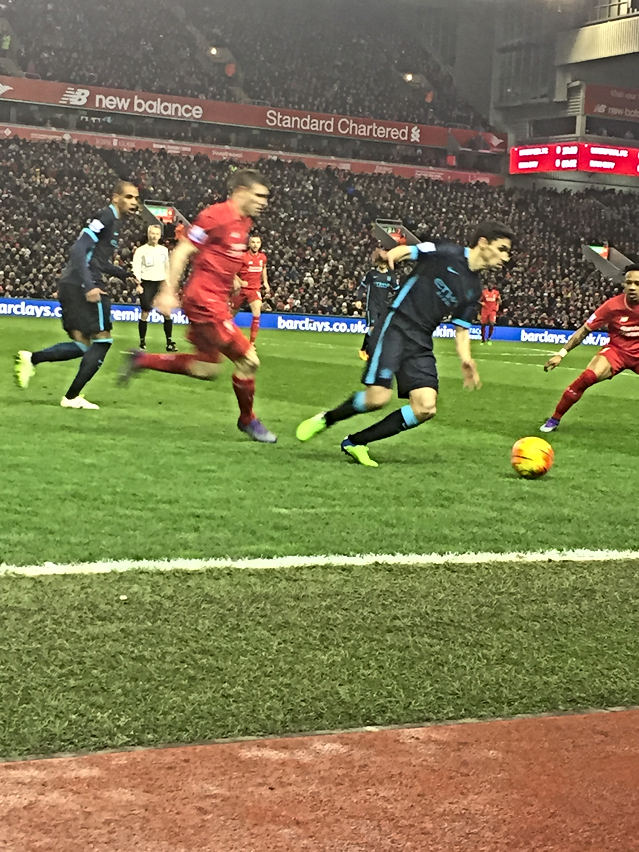 Liverpool FC vs MFC