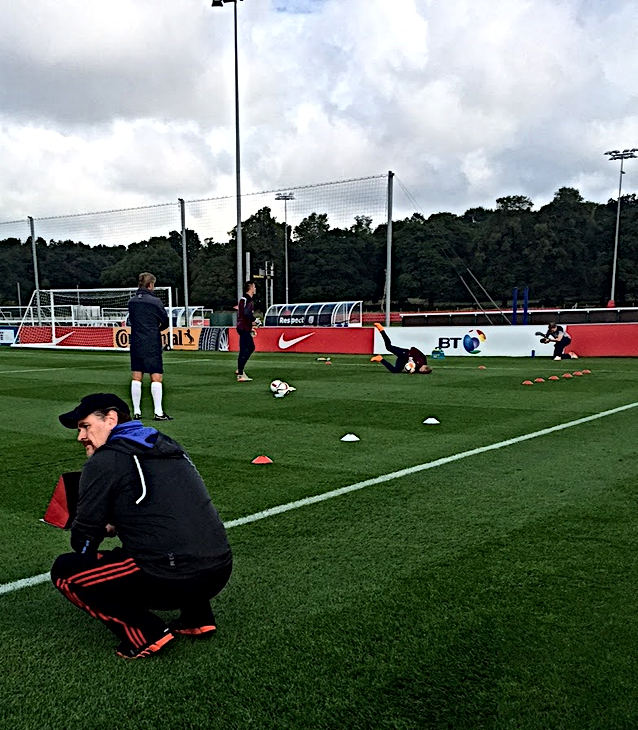 England Football - St Georges Park