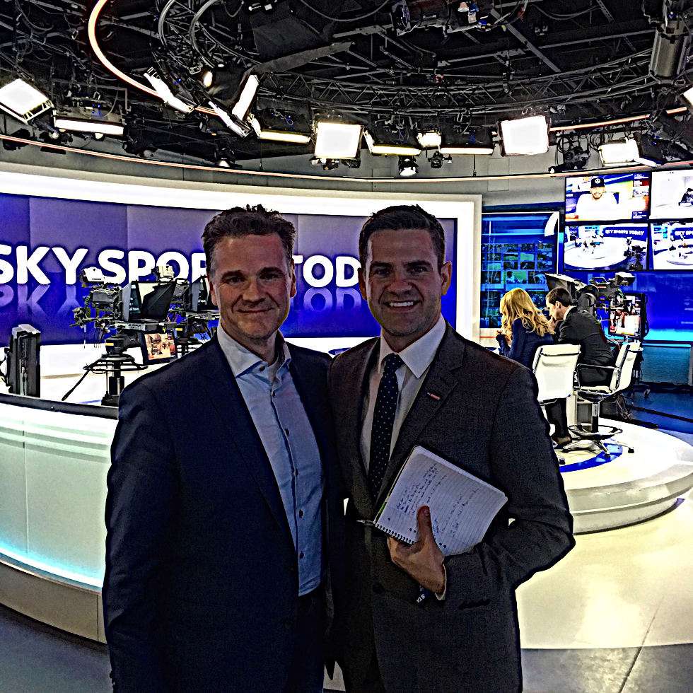 SkySports Interview