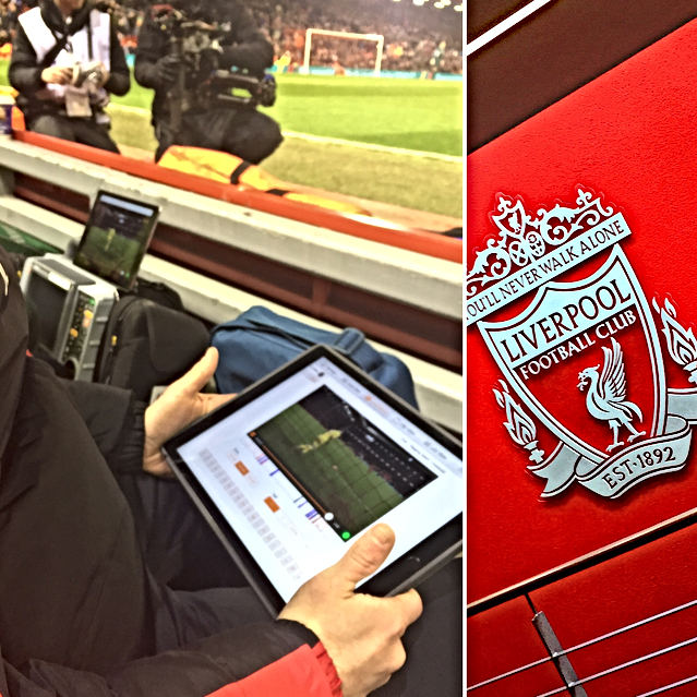 Liverpool using myplayXplay