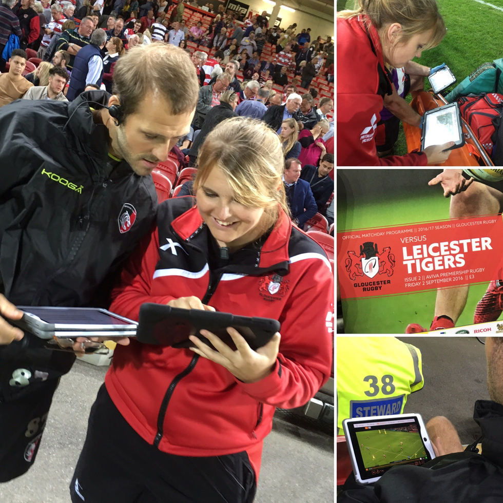 Gloucester vs Leicester Derby