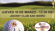 10° Torneo de Golf a Beneficio