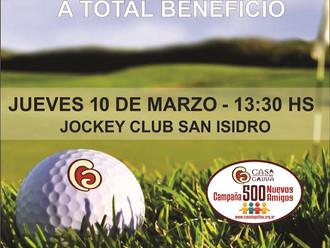 10° Torneo de Golf a Beneficio
