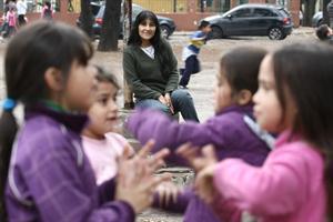 Un centro que lucha por la inclusión el La Cava - La Nación 22-6-2015