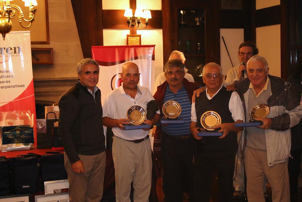 Ganadores del Torneo Casa de Galilea 2017