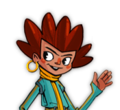 The Characters Behind the Characters: Riley
