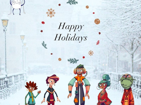 ❄️🎁 Happy Holidays 🎁❄️