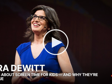 The Upside to Screen Time