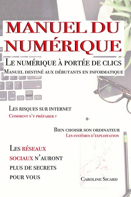 Manuel du Numérique
