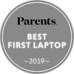 Parents 2019 Best First Laptop logo